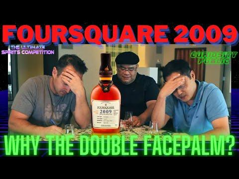 Foursquare 2009 REVIEW | Curiosity Public's Ultimate Spirits Competition
