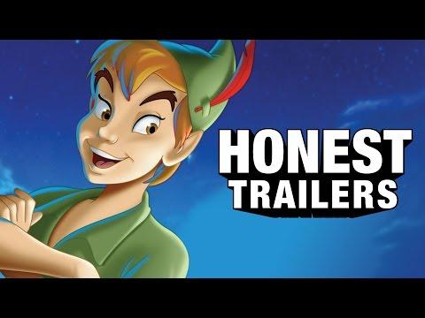 Honest Trailers - Peter Pan (1953)