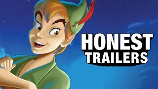 Honest Trailers - Peter Pan (1953)