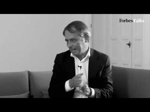 Forbes Talks | Carlos Vecino, de Naturgy powered by Salerforce
