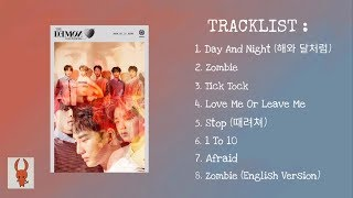 [FULL ALBUM] DAY6 (데이식스) - The Book Of Us : The Demon *Track 1 - 4