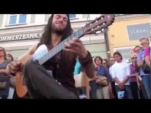 Гитара в руках...
