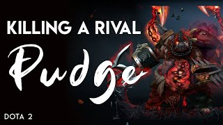 Dota 2 - Pudge - Killing a Rival Responses