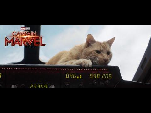 Marvel Studios' Captain Marvel | Goose Review Spot
