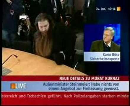 Ist Murat Kurnaz wirklich so unschuldig wie er tut?