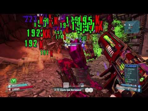 Full Download] Gaige Mechromancer Coop Level 72 Op8 Build