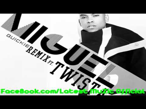 Miguel (Ft. Twista) - Quickie (Remix) [ NEW SONG 2011 ]