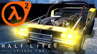 НОВАЯ ТАЧИЛА ► Half-Life 2: Episode Two #3