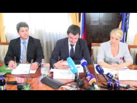 23.06.2014 Novinarska konferenca banke Slovenije