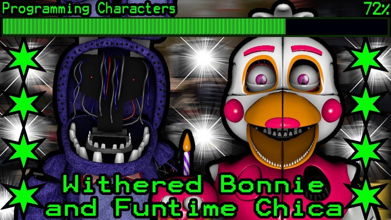 ultimate custom night funtime chica