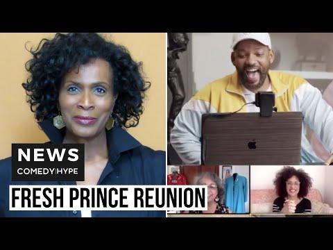 Fresh Prince Cast Reunites Without Original Aunt Viv - CH News