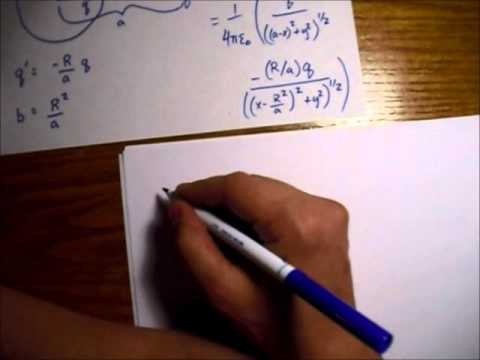 Griffiths Electrodynamics Problem 3.9: Conducting Sphere Image Charge Problem