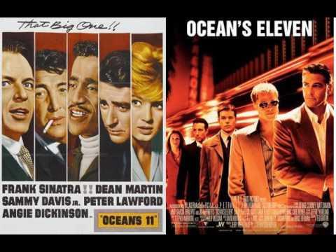 Invasion Of The Remake Ep 49 Ocean S 11 1960 Vs Ocean S