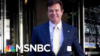 Paul Manafort Trial Latest: Rick Gates Admits To Affair And London Apartment | MTP Daily | MSNBC