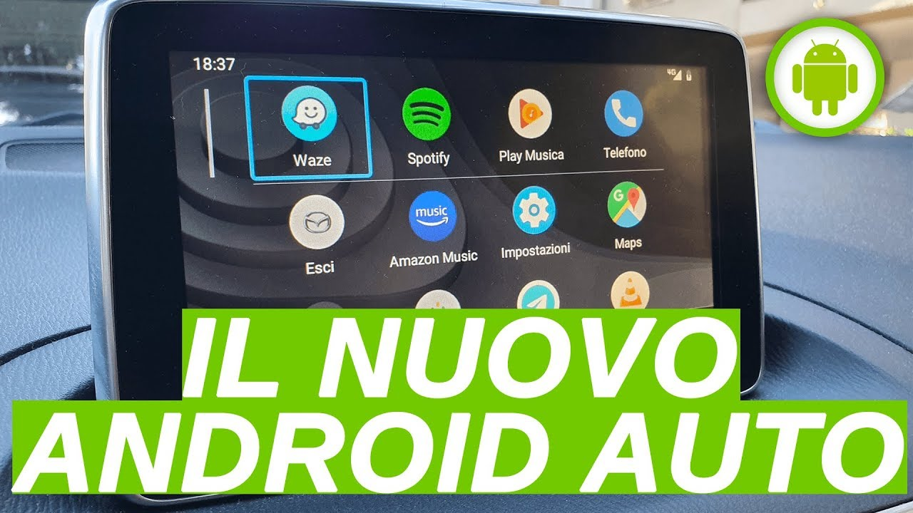 The new Android Auto 2019: how it is and how to install it