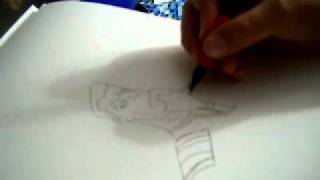 Speed Drawing: Hades Lord of the Underworld