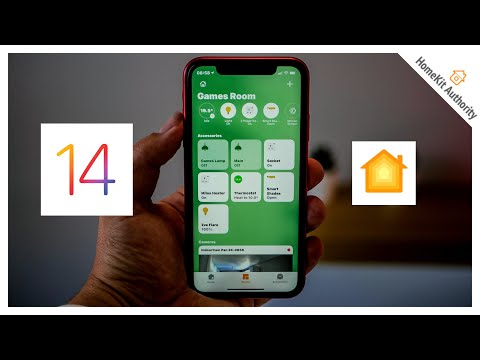 Hands on with HomeKit in iOS 14 WWDC 2020 – Activity zones, Facial recognition & Apple TV cameras
