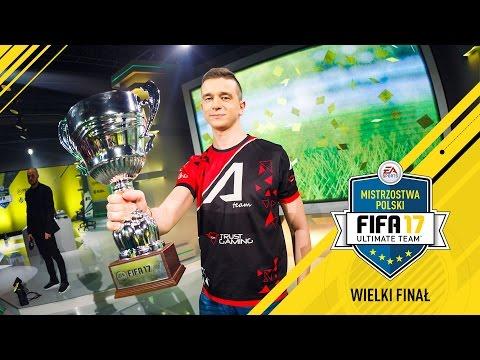 Mistrzostwa Polski FIFA 17 Ultimate Team - wielki finał