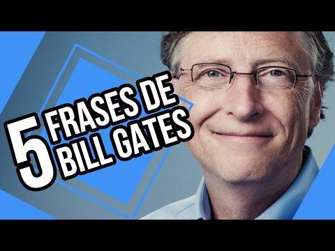 5 Melhores Frases De Bill Gates Insight 73 Youtube