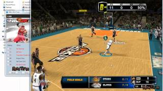 NBA 2K14 Trainer +6 V1.00 Inf.Skill Points , Stamina fixed and Unlimited Fans added