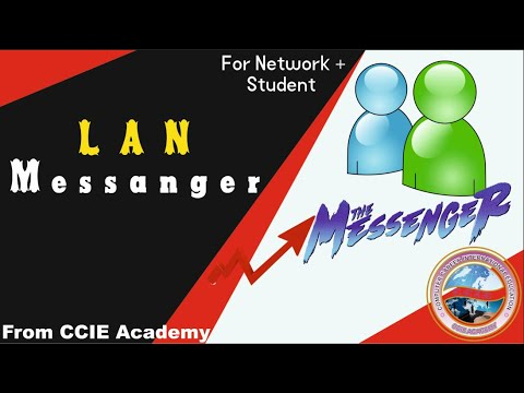 How To Use Softros LAN Messanger Software For Data Sharing