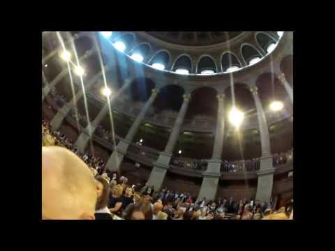 Edinburgh College of Art Graduation Ceremony clip