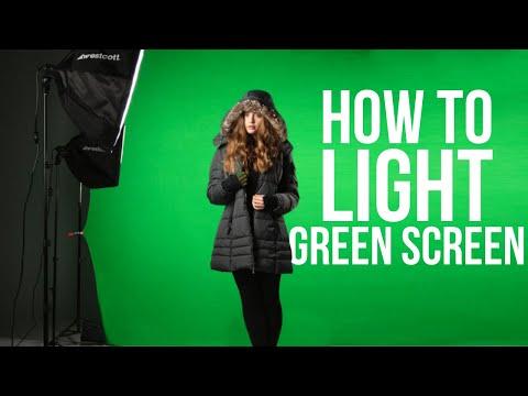 Green Screen Photography Basics