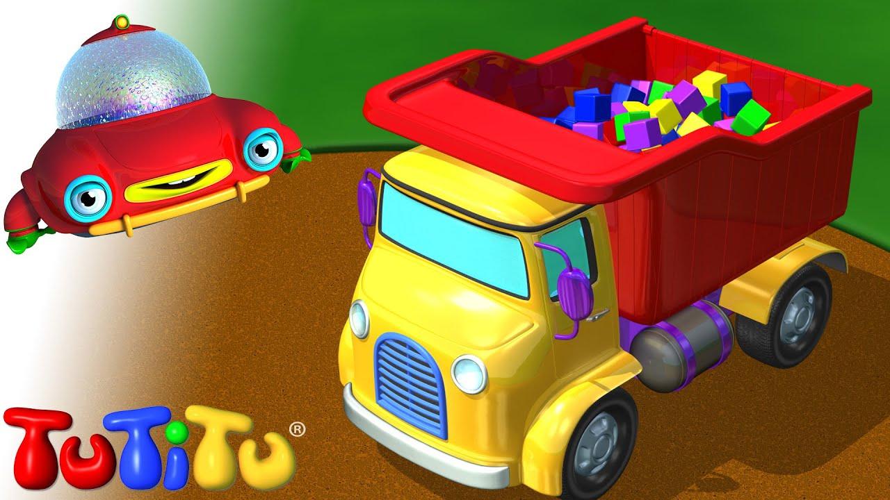 Zabawki TuTiTu ciężarówka