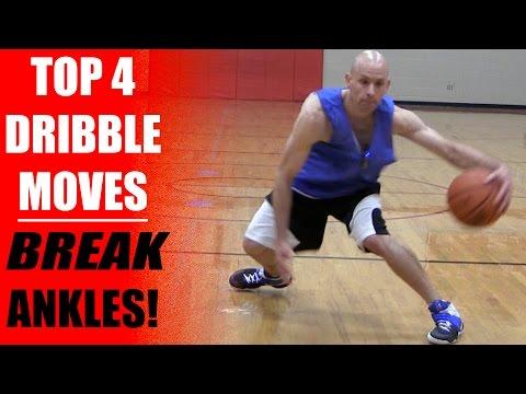 Top Best Basketball Dribbling Moves