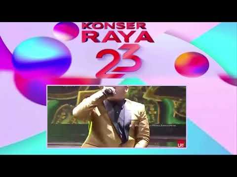 Konser raya 23 thn Indosiar - Dimas Tedjo - Pendhoza || Bojo Galak ||
