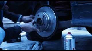 Demonter disque de frein / Change disc brake BMW E36 TUTO VIDEO HD