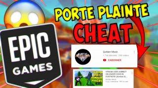 EPIC GAME PORTE PLAINTE CONTRE UN GROS YOUTUBEUR (Golden Modz) !  #FortniteInfo