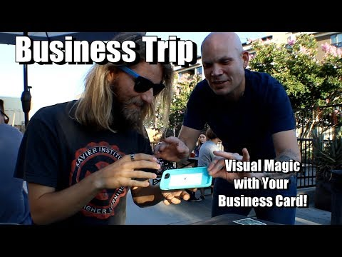 Business Trip by Kyle Purnell - Review+Performance