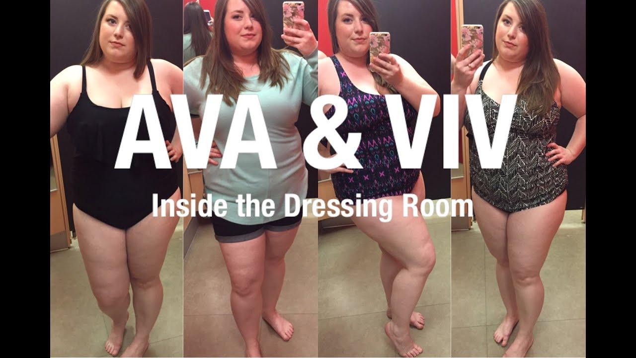 e31324d230 Inside the Dressing Room | Ava & Viv Plus Size Fashion | Swimsuits &  Tankinis