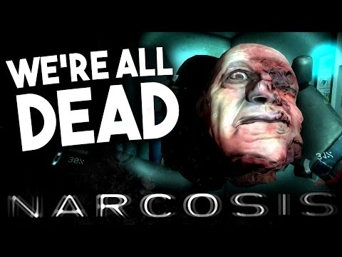 Narcosis - OUR SHUTTLE...CRASHED INTO WHAT?! A Deeper Narcosis- Narcosis Gameplay Walkthrough