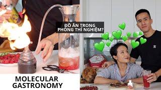 BÒ ƯỚP MUỐI KHOÁNG XÔNG GỖ TÁO | Anh bạn thân Cooking #8