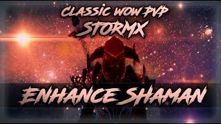 💙 STORMX - Classic Enhancement Shaman WSG PVP 1.12.1