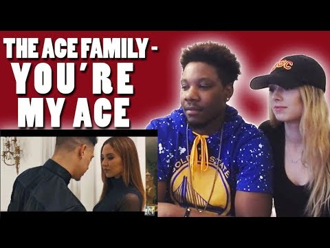 THE ACE FAMILY - YOU'RE MY ACE (Officical Music Video) Reaction!