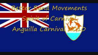 Better Band Movements- Spirit of Carnival