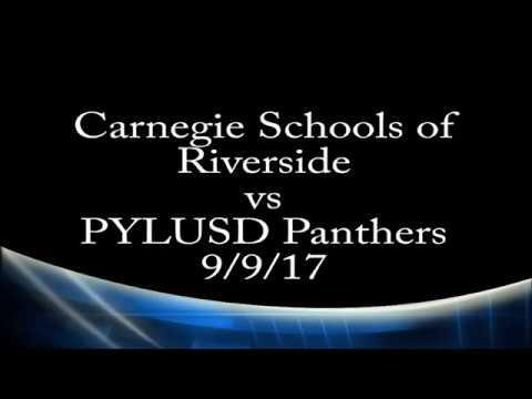 20170909 Carnegie vs PYLUSD