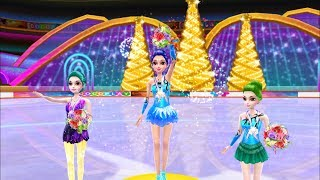 Kid Game: Ice Skating Ballerina - Funny Games