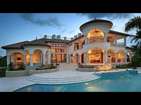 Breathtaking Mediterranean Mansion Design █▬█ █ ▀█▀