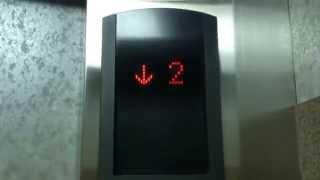 三菱エレベーターVol.8 帯広運転免許試験場