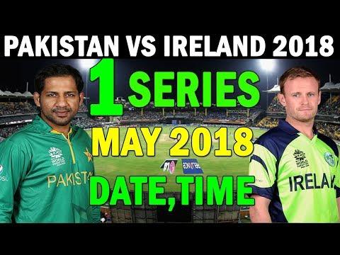 PAKISTAN TOUR TO IRELAND 2018 | PAKISTAN VS IRELAND | PAKISTAN CRICKET TEAM NEXT SERIES
