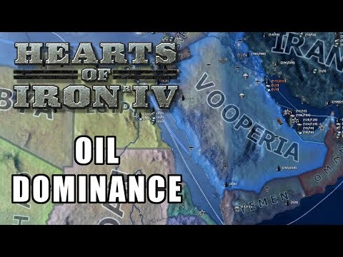 SECURING GLOBAL OIL DOMINANCE | Vooperian Empire #5 | Hearts of Iron 4