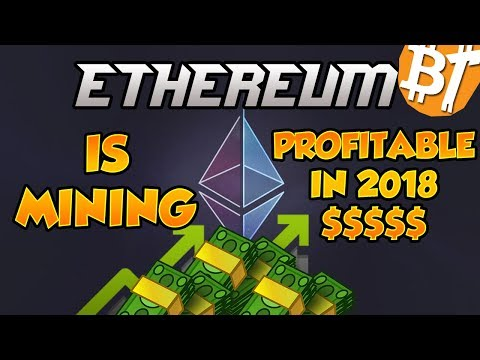 Is Mining Ethereum Profitable In June 2018|#LetsTalk