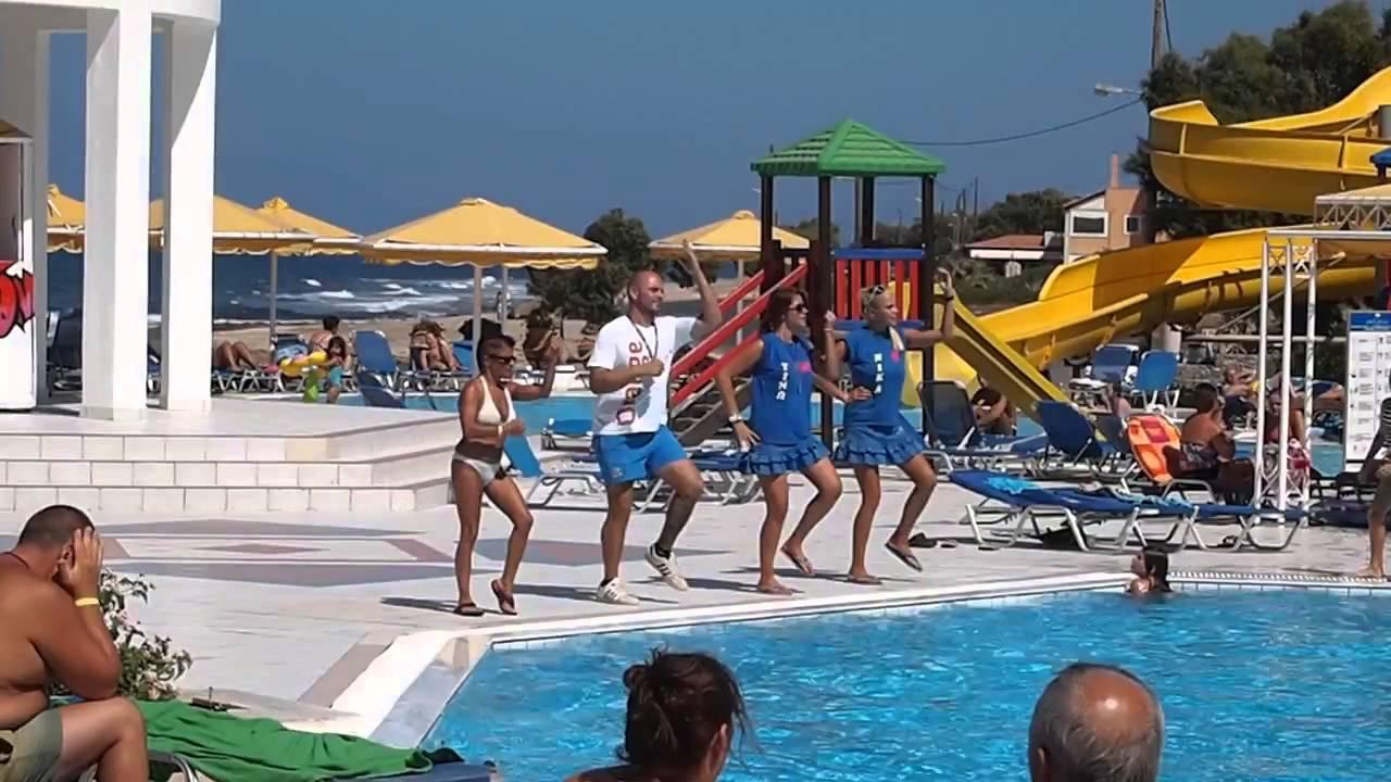 Mitsis Serita Beach Hotel Youtube