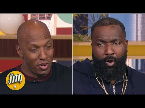 Trash talk stories: MJ once ethered Chauncey's teammate and Kobe snatched Perk's soul | The Jump: OT