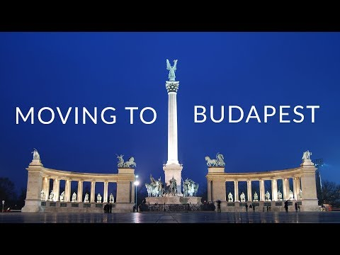 Episode 1 - Moving to Budapest
