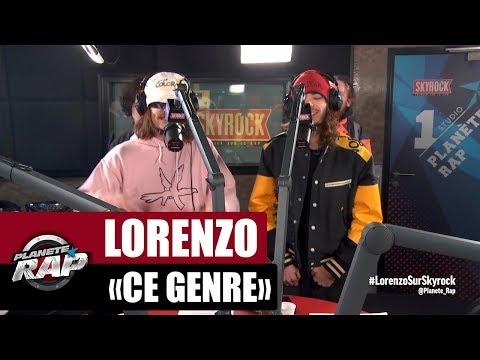 Lorenzo 'Ce genre' Feat. Columbine #PlanèteRap